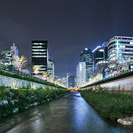 Cheonggyecheon Restoration