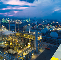 Petron RMP-2 Refinery Project
